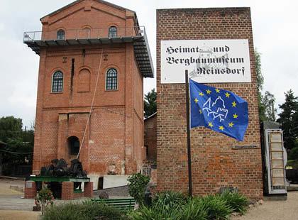 """Alter Förderturm """"Morgenstern Schacht II"""""""