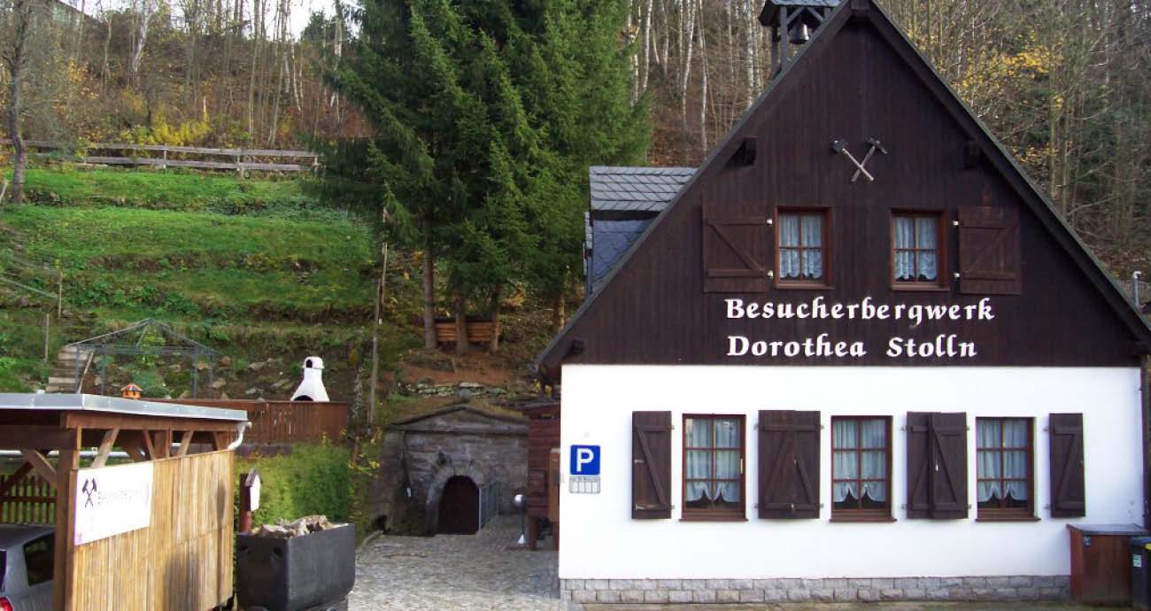 Besucherbergwerk Dorotheastollen/Himmlisch Heer Cunersdorf