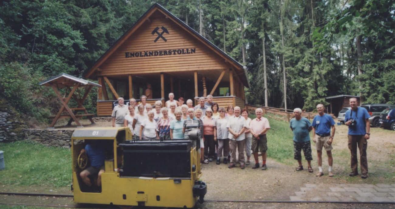 "Besucherbergwerk ""Stollnsystem Am Graben"""