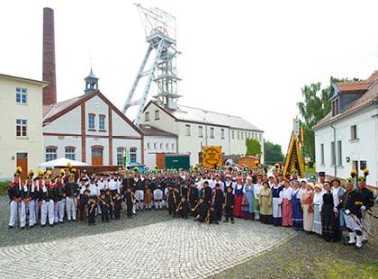 Historischen Freiberger Berg- und Hüttenknappschaft e.V.