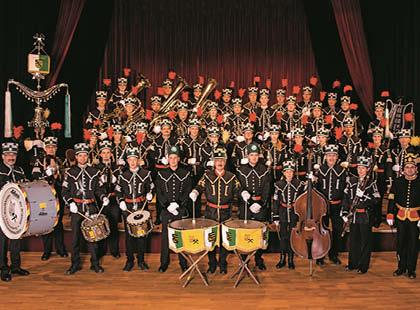 Landesbergmusikkorps Sachsen - Musikkorps der Bergstadt Schneeberg e.V.