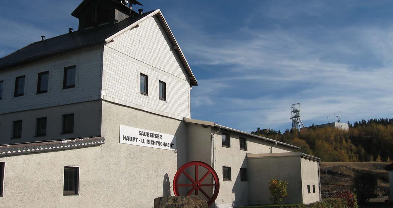 """Mineralogisches Museum und Besucherbergwerk """"Zinngrube Ehrenfriedersdorf"""