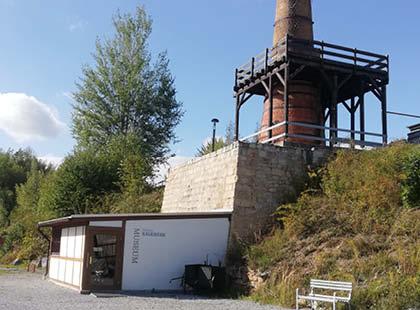 Museumsanlage Historischer Kalkofen mit Kalkofenrundweg