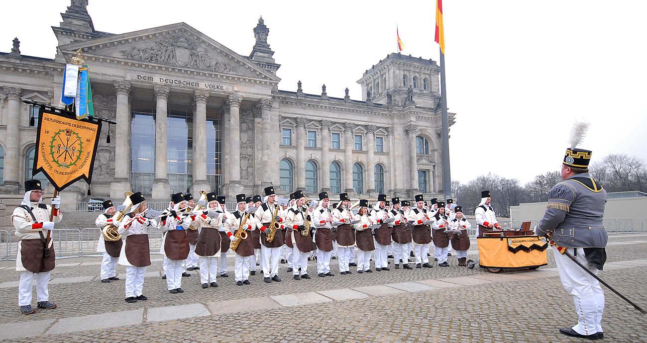 Musikkorps der Stadt Olbernhau