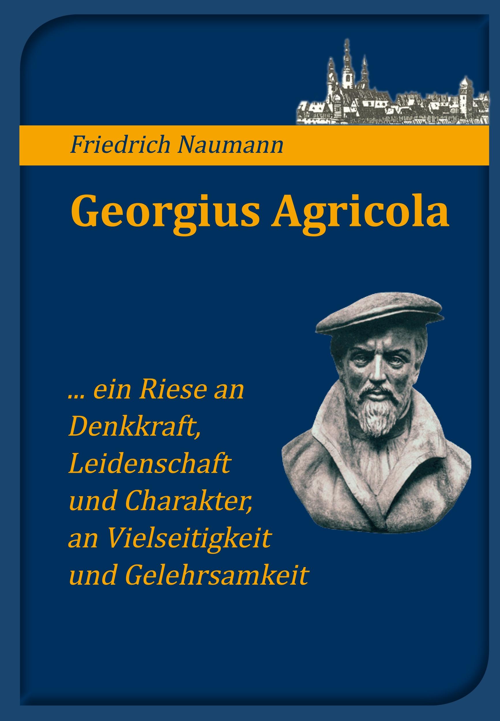 Titelabbildung - Georgius Agricola